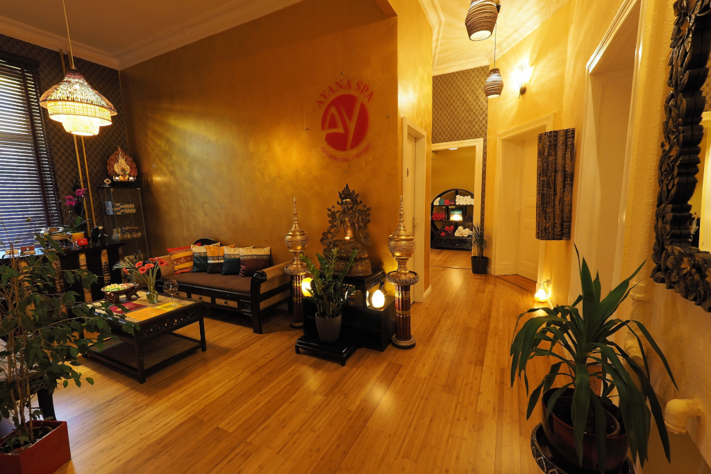 Thai massage berlin angebot